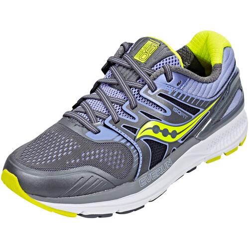 saucony Redeemer ISO 2 - Chaussures running Femme - gris